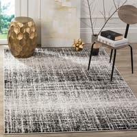"Safavieh Adirondack Modern Abstract Ivory / Silver Rug - 5'1"" x 7'6"""