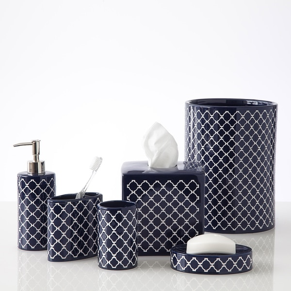 Jill Rosenwald Bath Accessories - Free Shipping On Orders ...