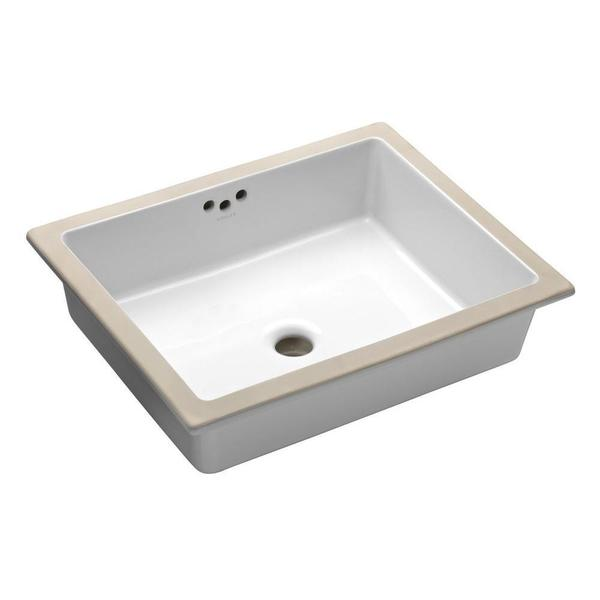 kohler kathryn undermount bathroom sink in white free shipping today