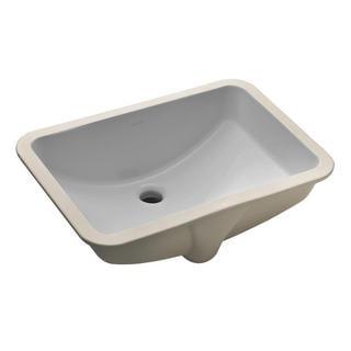 """Kohler Ladena® 20-7/8"""" X 14-3/8"""" X 8-1/8"""" Undermount Bathroom Sink Ice Grey (K-2214-95)"""