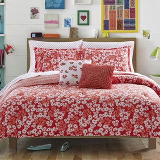 Teen Vogue Daisies 3-piece Comforter Set