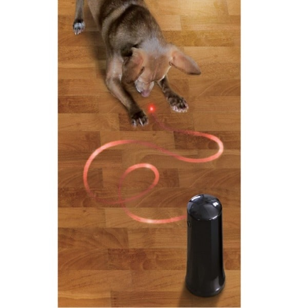 Shop Animal Planet Auto Motion Interactive Pet Laser Toy
