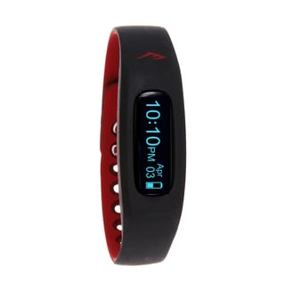Everlast Wireless Fitness Activity Waterproof Tracker W/LED Display / Sleep TR2 Monitor Watch