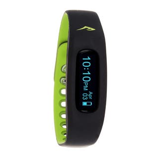 Everlast Wireless Fitness Activity Waterproof Tracker W/LED Display / Sleep Green TR2 Monitor Watch|https://ak1.ostkcdn.com/images/products/10583289/P17658403.jpg?impolicy=medium