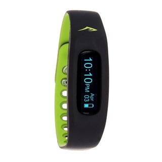 Everlast Wireless Fitness Activity Waterproof Tracker W/LED Display / Sleep Green TR2 Monitor Watch