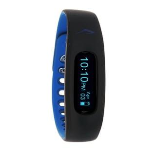 Everlast Wireless Fitness Activity Waterproof Tracker W/LED Display / Sleep Blue TR2 Monitor Watch