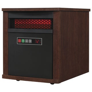 Duraflame 9HM7000-NC04 Cherry Portable Electric Infrared Quartz Heater