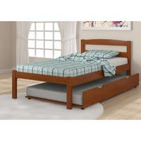 Donco Kids Econo Bed with Twin Trundle