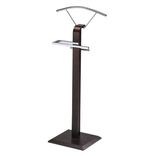 K&B Wood Valet Stand