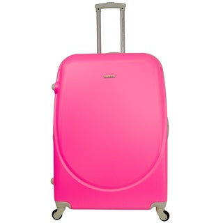 Traveler's Club Barnet 24-inch Hardside Expandable Spinner Suitcase