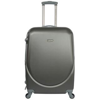 Traveler's Club Barnet 24-inch Hardside Expandable Spinner Suitcase