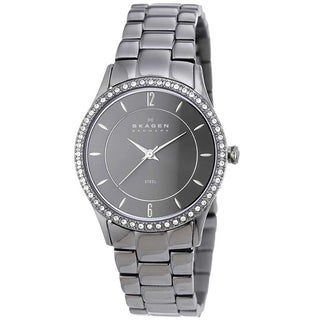 Skagen Women's SK-347SMXM Grey Steel Watch