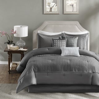 Madison Park Curtis 7-Piece Comforter Set