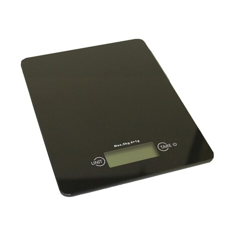 Accurate Slimline Digital Kitchen Scale G KG OZ LB