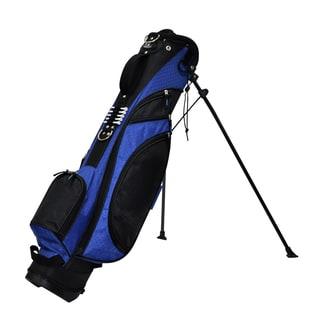 RJ Sports Typhoon Golf Stand Bag (Option: Black)