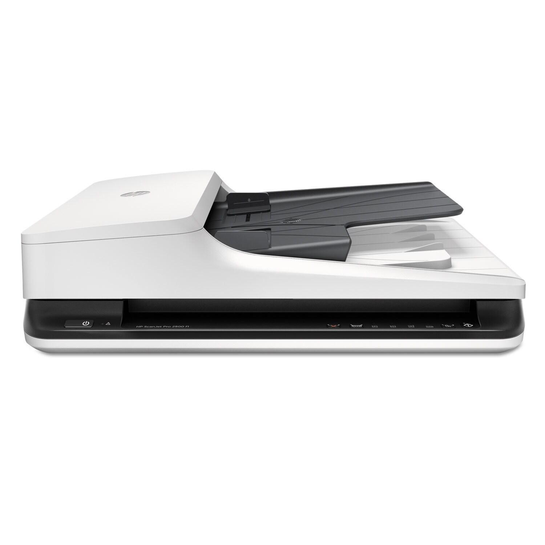 HP ScanJet Pro 2500 f1 600x1200dpi 50-Sheet Auto Document...