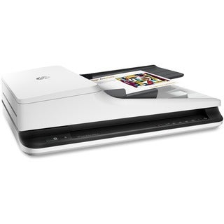 HP ScanJet Pro 2500 f1 600x1200dpi 50-Sheet Auto Document Feeder Flatbed Scanner