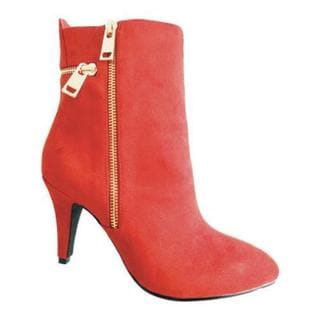 Women's Bellini Claudia Ankle Boot Red