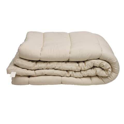 Sleep & Beyond Organic myMerino Wool Mattress Topper