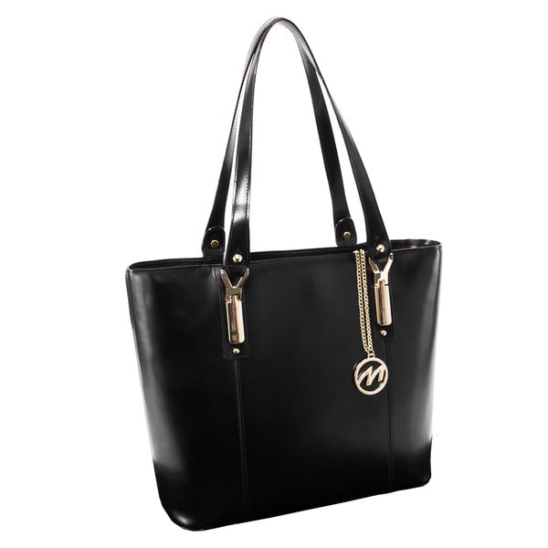 62287b3d7aab Shop McKlein USA Savarna Fashion Tablet Tote Bag - Free Shipping ...