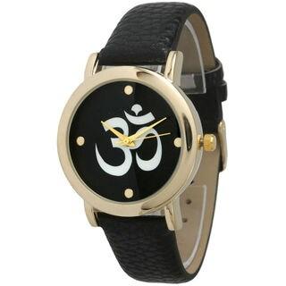 Olivia Pratt Women's Ohm Emblem Watch