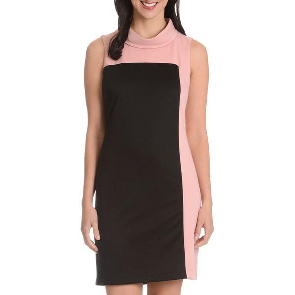 dced97c4da Shop Danillo Boutique Women's Two-tone Dress - Free Shipping Today ...