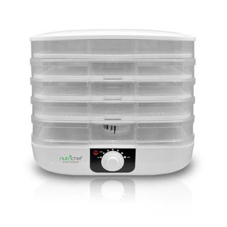 NutriChef PKFD17 Electric Food Dehydrator / Hanging Food Preserver