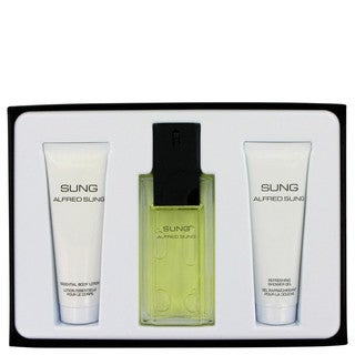Alfred Sung 3-piece Gift Set