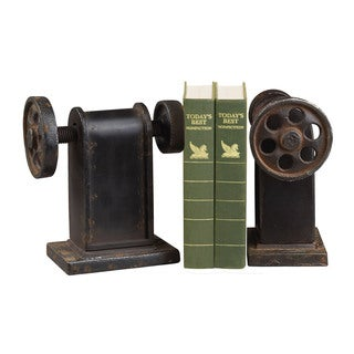 Sterling Industrial Book Press Bookends