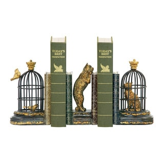 Sterling Trading Places Bookends