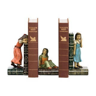 Sterling Child Game Bookends