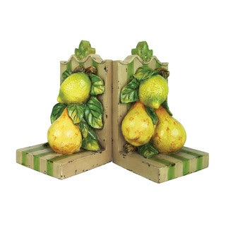 Sterling Le Jardin Bookends