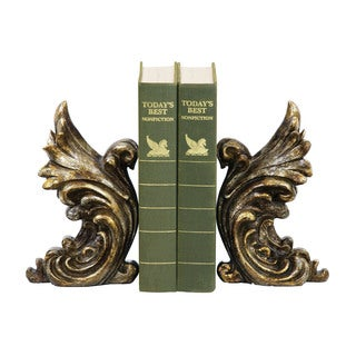 Sterling Gothic Gargoyle Bookends