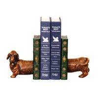 Sterling Peppy Bookends