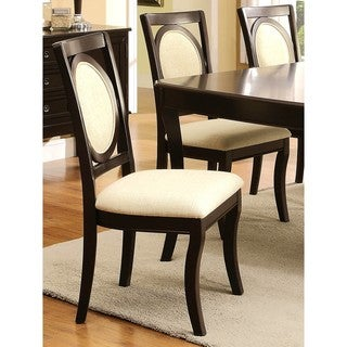Montblanc O Designed Dining Chairs (Set of 2)