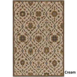 Hand-Tufted Kempston Wool Rug (5' x 7'6)