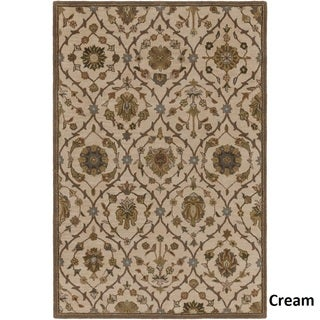 Hand-Tufted Kempston Wool Rug (6' x 9')