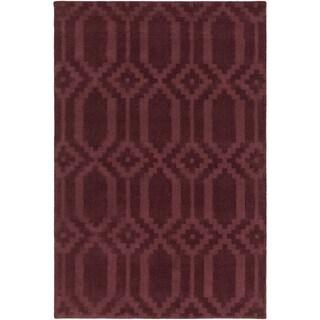Hand-Loomed Hinckley Wool Rug