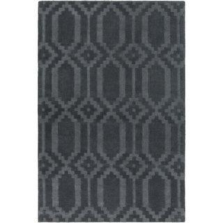 Hand-Loomed Hinckley Wool Rug (9' x 12')