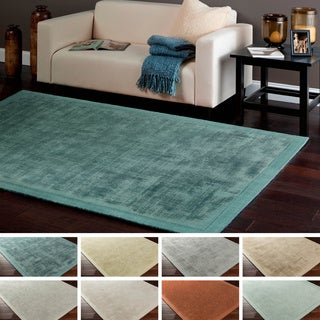 Hand-Loomed Kesgrave Viscose Rug (8' x 10') - 8' x 10'