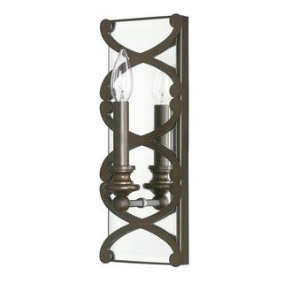 Capital Lighting Donny Osmond Alexander Collection 1-light Burnished Bronze Wall Sconce