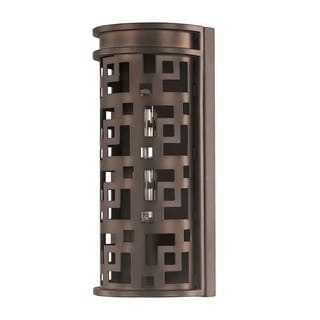 Capital Lighting Jasper Collection 1-light Burnished Bronze Wall Sconce