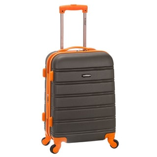 Rockland 20-inch Expandable Hardside Carry-on Spinner Upright Suitcase