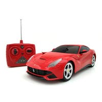 Remote Control 1:18 Ferrari F12 Berlinetta Supercar Remote Control Car