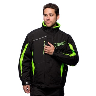 Men's Mossi M1 Black Outdoor Jacket