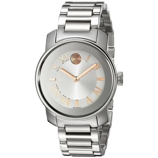 Movado Women's 3600244 'Bold' Stainless Steel Watch