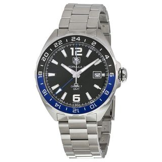 Tag Heuer Men's WAZ211A.BA0875 'Formula One' Automatic Stainless Steel Watch