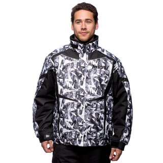 Men's Mossi M3 Black Outdoor Jacket