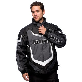 Men's Black Mossi Axis Outdoor Jacket