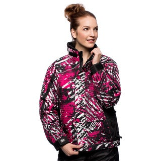 Women's Mossi L1 Pink Outdoor Jacket